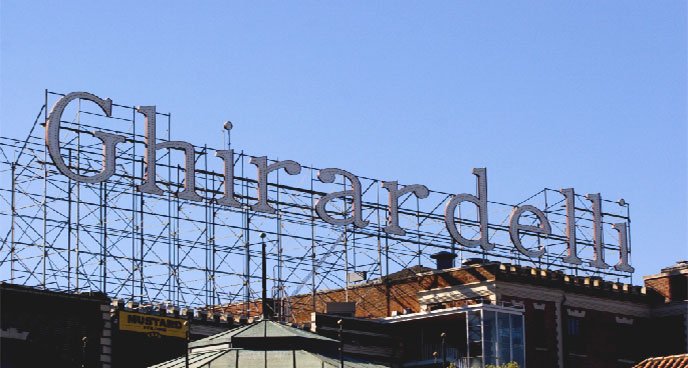 Ghiradelli Building, San Francisco